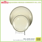 Promotion low price unbreakable melamine dinner set