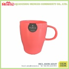 Wholesale BPA free reusable hard plastic coffee mug
