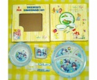 5pcs melamine children set
