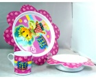melamine children set