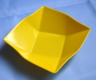 melamine square bowl