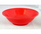 red color bowl