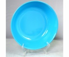 blue color bowl