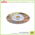 Customized food grade melamine chip dish