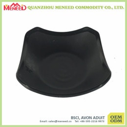 Hot selling food safety custom plastic plate
