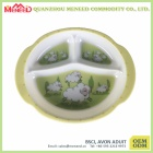 baby safety 3 divided kids plate