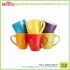 Candy color unbreakable BPA free plastic mug