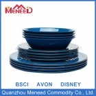 Good quality melamine dinnerset