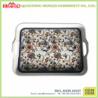 Large plastic material new design serving tray
